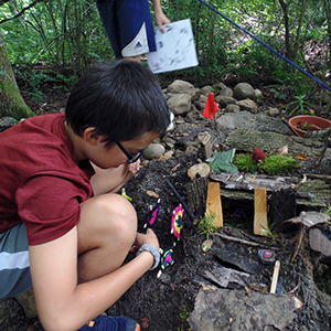 Summer Camp, Community Building Woodland Adventures