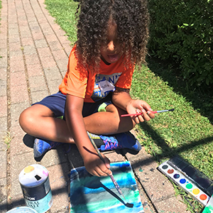 Summer Day Camp, Create Art at Hildene